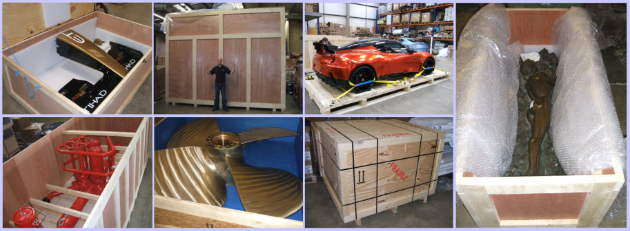 Export Packing Services